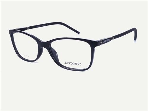 Armação de Óculos de Grau Masculino Jc1295 (Preto)