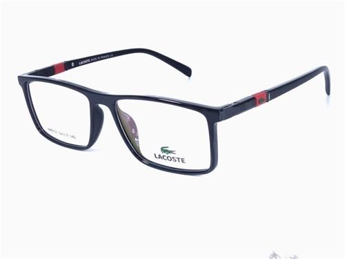 Armação de Óculos de Grau Masculino La1298 (Preto)