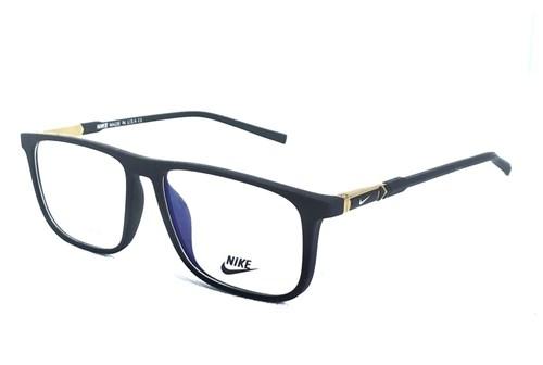Armação de Óculos de Grau Masculino N1289 (Preto)