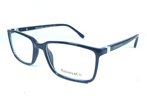 Armação de Óculos de Grau Masculino Tf1100 (Preto)