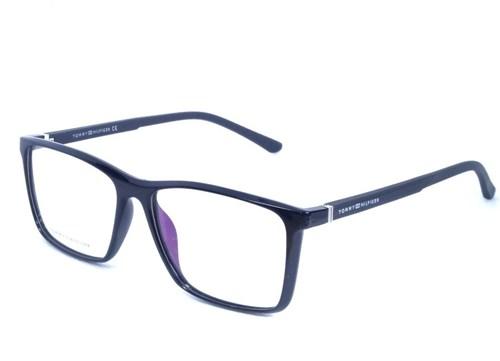 Armação de Óculos de Grau Masculino To1277 (Preto)