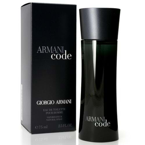 Tudo sobre 'Armani Code de Giorgio Armani Eau de Toilette Masculino 30 Ml'