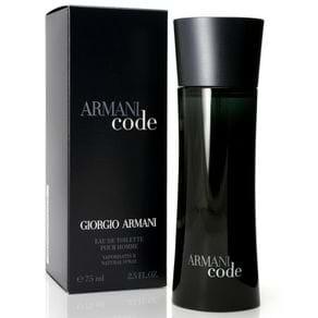 Armani Code de Giorgio Armani Eau de Toilette Masculino 30 Ml