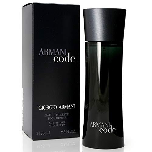 Armani Code de Giorgio Armani Eau de Toilette Masculino 75 Ml