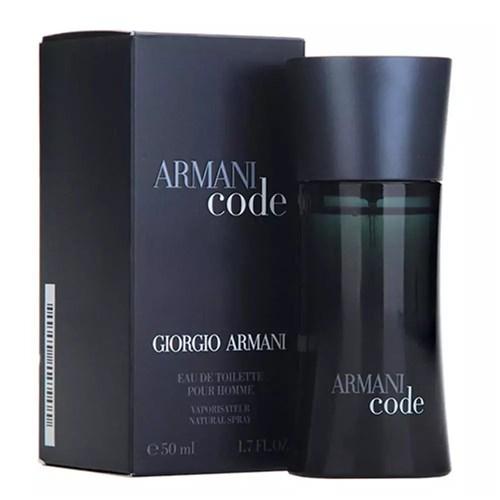 Armani Code de Giorgio Armani Eau de Toilette Masculino (75ml)