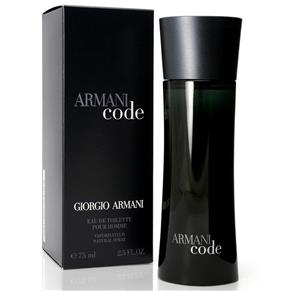 Armani Code de Giorgio Armani Eau de Toilette Masculino