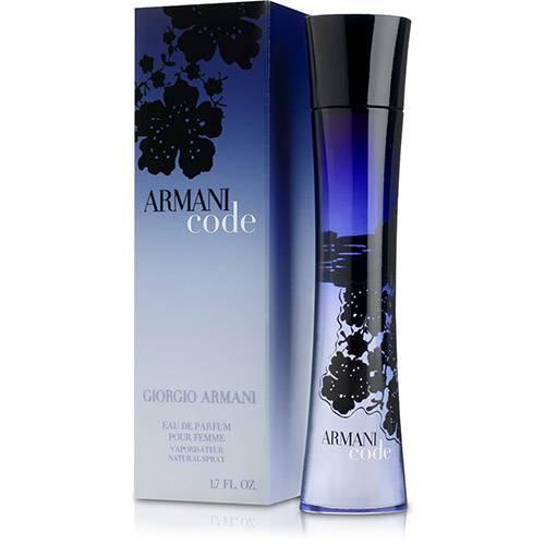 Tudo sobre 'Armani Code Eau de Parfum Feminino 75ml - Giorgio Armani'