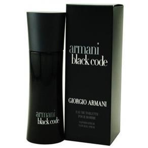 Armani Code Eau de Toilette Masculino 125ML - Giorgio Armani