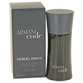 Perfume Masculino Code Giorgio Armani 50 Ml Eau de Toilette