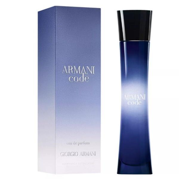 Armani Code Feminino Giorgio Armani Eau de Parfum 75ml