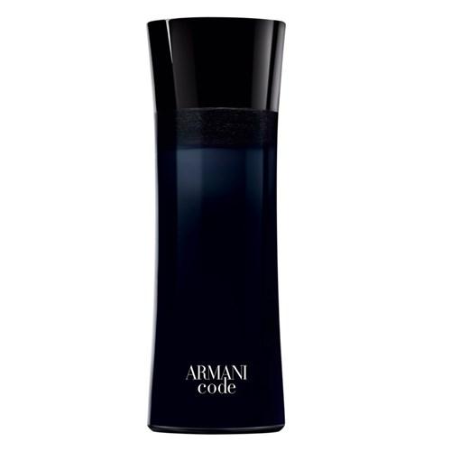 Armani Code Giorgio Armani - Perfume Masculino - Eau de Toilette 200Ml