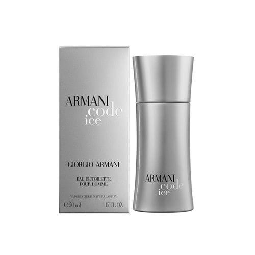 Armani Code Ice de Giorgio Armani Eau de Toilette Masculino 75 Ml