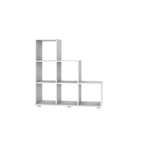 Armario Multiuso Branco Bmu 119-06 - Brv Móveis