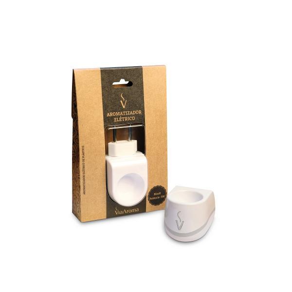 Aromatizador Elétrico Bivolt Plástico - Via Aroma