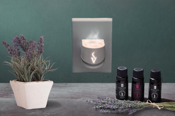 Aromatizador Eletrico com Essência - Via Aroma