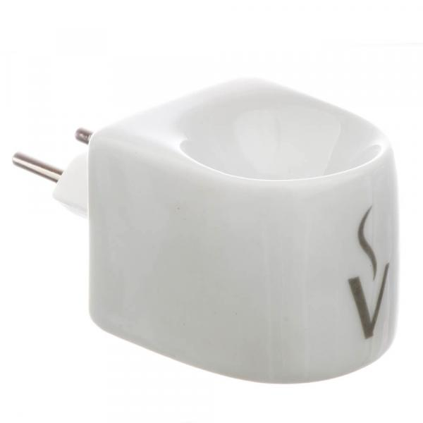 Aromatizador Elétrico de Porcelana Bivolt Via Aroma