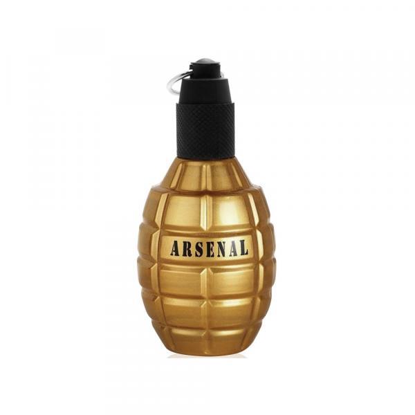 Arsenal Gold Eau de Parfum - Gilles Cantuel