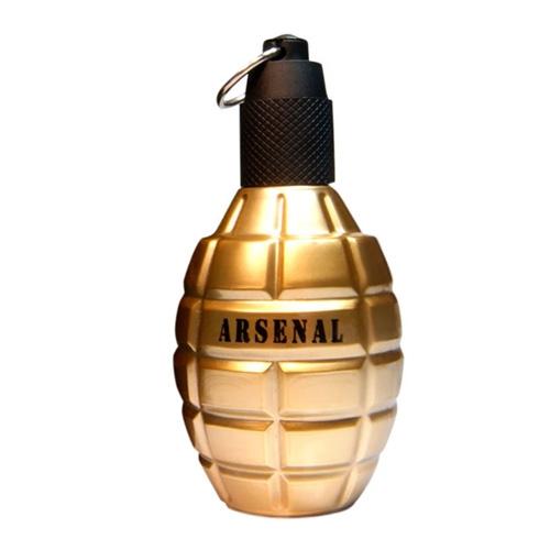 Arsenal Gold Gilles Cantuel - Perfume Masculino - Eau de Parfum