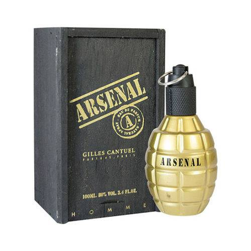 Tudo sobre 'Arsenal Gold M 100ml Edp'