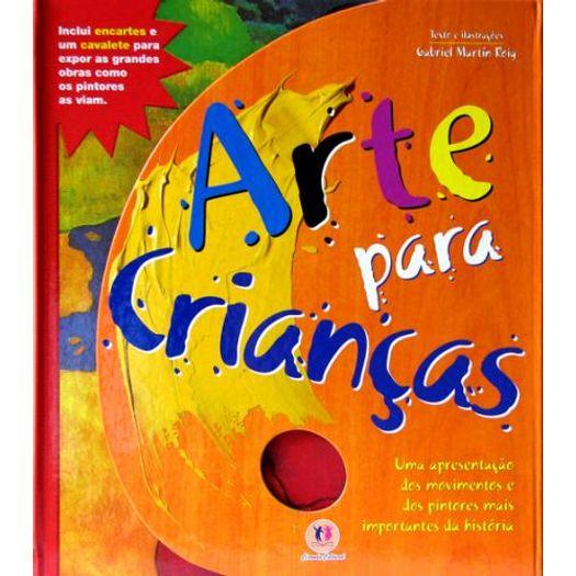 Arte para Criancas - Ciranda Cultural
