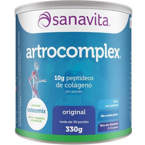 Tudo sobre 'Artrocomplex Sanavita'