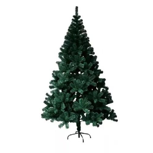 Árvore de Natal Dinamarca Verde 1,8 Metros 580 Galhos Magizi