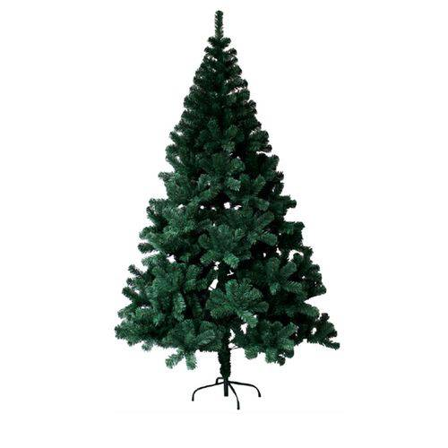Árvore de Natal Dinamarca Verde 580 Galhos 1,80m