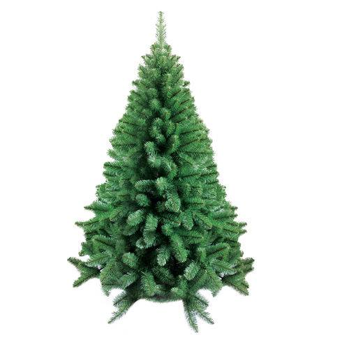 Árvore de Natal Magizi Dinamarca Verde 2,10cm 860 Galhos 17965
