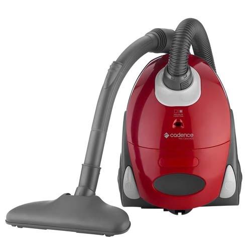 Aspirador de Pó 220V 1000W Max Clean 1400 Cadence