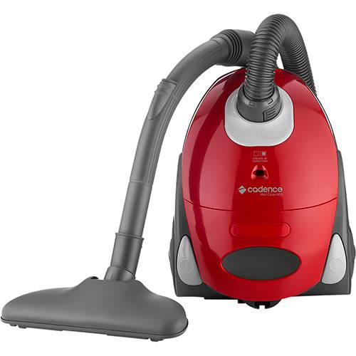 Aspirador de Pó Cadence Max Clean 1400 Asp503 - Vermelho