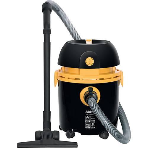 Tudo sobre 'Aspirador de Pó e Água Arno H3PO 1400W Preto/Amarelo'