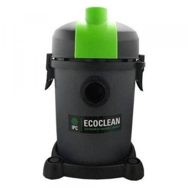 Aspirador de Pó e Líquido 1200W 18 Litros 110V Profissional - Ecoclean - IPC SOTECO-AP120