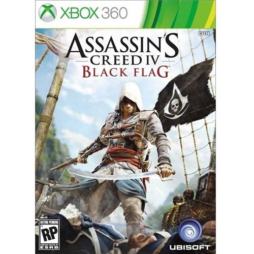 Tudo sobre 'Assassin´S Creed Iv Black Flag Xbox 360'