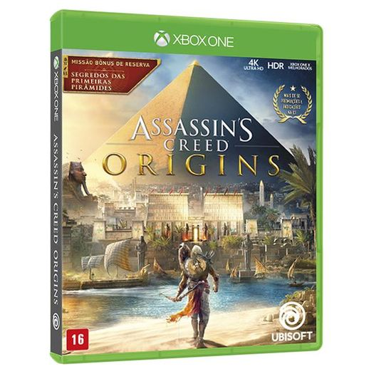 Tudo sobre 'Assassin¿S Creed Origins - Xbox One'