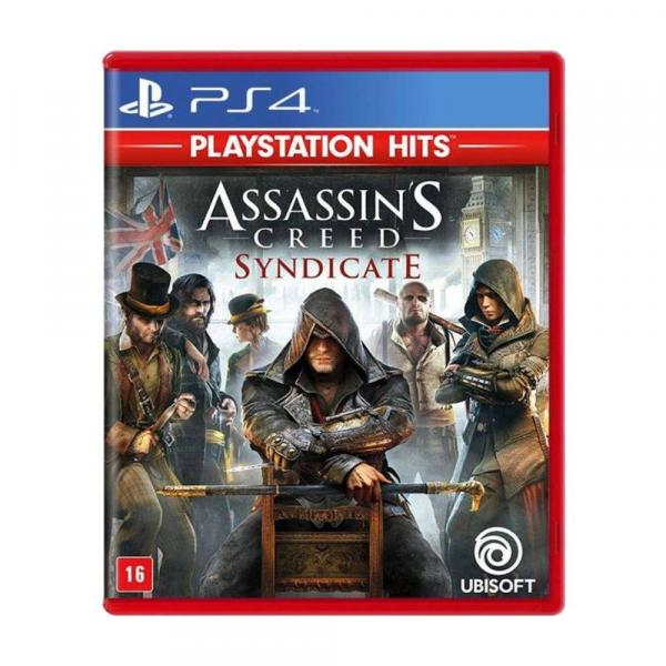 Assassin S Creed Syndicate Hits - PS4 - Ubisoft