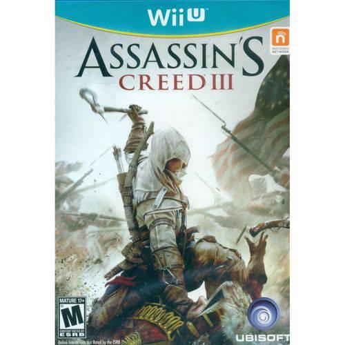 Tudo sobre 'Assassins Creed Iii - Wii U'