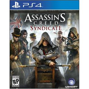 Assassins Creed Syndicate Signature Edition - Ps4