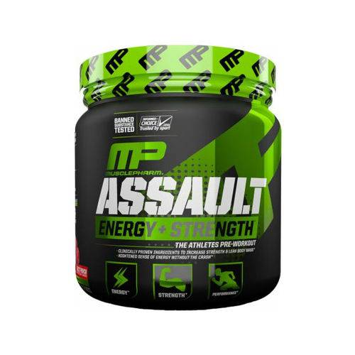 Tudo sobre 'Assault 345g - Muscle Pharm'