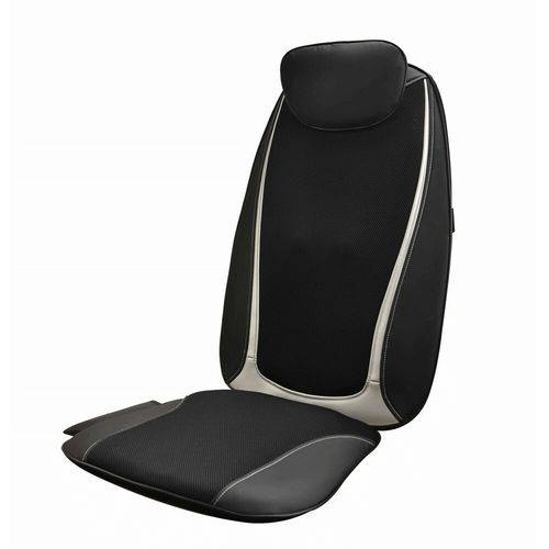 Tudo sobre 'Assento Massageador R18 Shiatsu Massage Seat Bivolt Relaxmed'