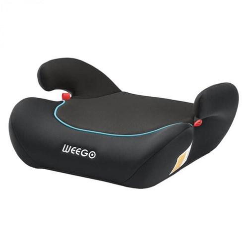 Assento para Automóvel Turbooster - 22 Até 36Kg - Preto/Azul Weego