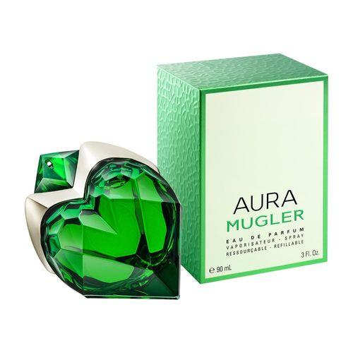 Aura de Thierry Mugler Eau de Parfum Feminino 50 Ml