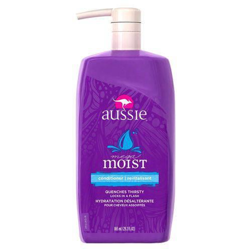 Aussie Mega Moist Condicionador 865ml