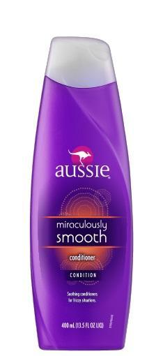 Aussie Miraculously Smooth - Condicionador 400ml