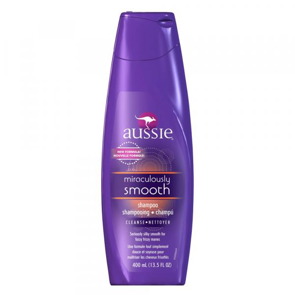 Aussie Miraculously Smooth - Shampoo Anti-Frizz - Aussie
