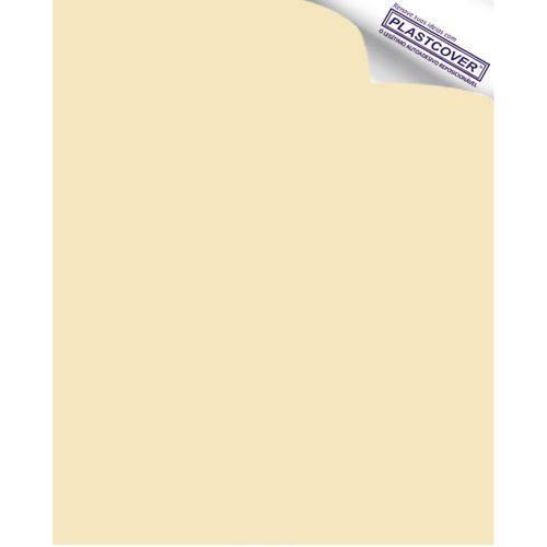 Autoadesivo Plastcover Colorido Liso Opaco Bege 45CM X 10M