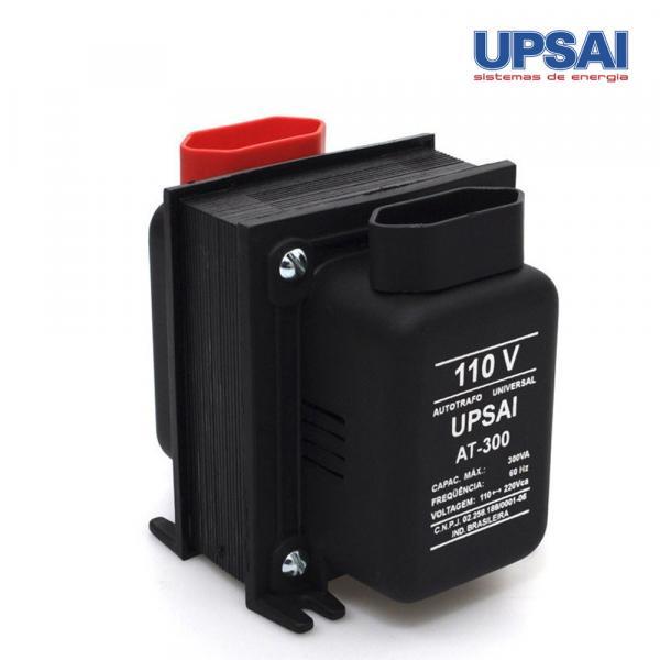 Autotransformador AT-300VA Bivolt 51120030 Upsai