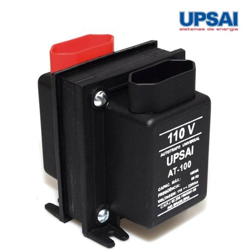 Autotransformador AT-100VA Bivolt 51120010 - Upsai