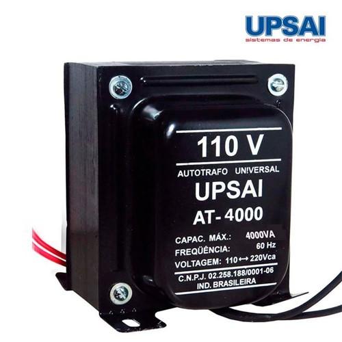 Autotransformador AT-4000VA Bivolt 51020400 – Upsai