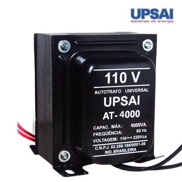 Autotransformador AT-4000VA Bivolt 51020400 Upsai