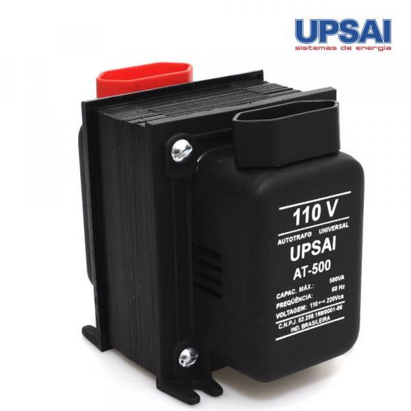 Autotransformador AT-500VA Bivolt 51120050 Upsai